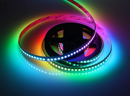 Addressable LED strips (Magic pixel strips)